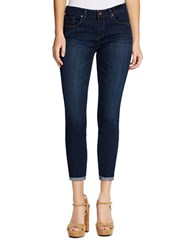 Jessica Simpson Cropped Jeans Royal