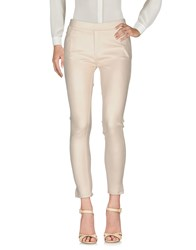 Molly Bracken Casual Pants Beige