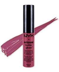 Nyx Intense Butter Gloss Toasted Marshmallow