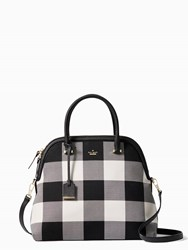 Kate Spade Cameron Street Plaid Mega Margot