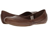 Merrell Ember Ballet Dark Earth Women's Flat Shoes Brown