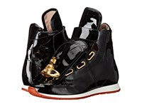 Vivienne Westwood 3 Tongue Orb Trainer Black Women's Shoes