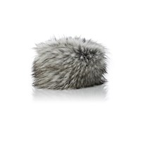Imposter Faux Fur Cossack Hat Gray