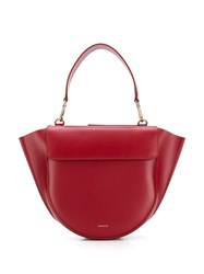 Wandler Hortensia Medium Bag Red