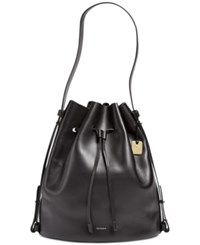 Skagen Denmark Mette Large Bucket Bag Black