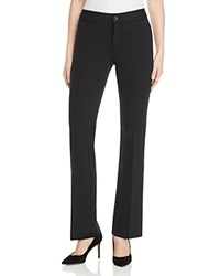 Nydj Michelle Trouser Flare Pants Black
