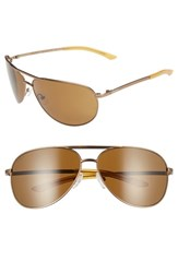 Smith Optics Men's 'Serpico' 65Mm Polarized Aviator Sunglasses