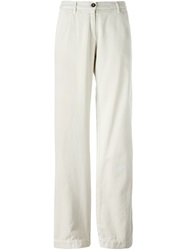 Massimo Alba 'Gurami' Trousers Nude And Neutrals