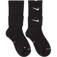 Nike Black Mmw Edition Te Socks