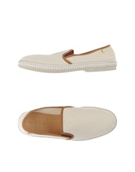 Rivieras Low Tops And Trainers Ivory