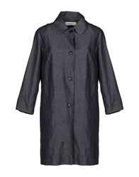 Rosso35 Overcoats Blue