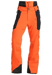 Brunotti Domaso Waterproof Trousers Signal Orange