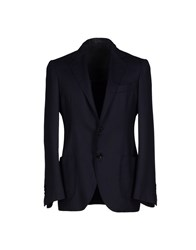 Alain Suits And Jackets Blazers Men Black