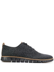 Cole Haan Oxford Style Sneakers Grey