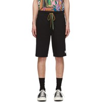 Paul Smith Black Jersey Shorts