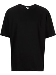 H Beauty And Youth. Round Neck T Shirt Black