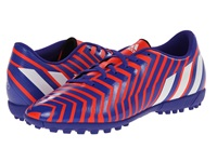 Adidas Predito Instinct Tf Solar Red White Night Flash Men's Soccer Shoes Pink