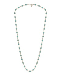 Kendra Scott Gale Single Strand Magnesite Necklace Turquoise