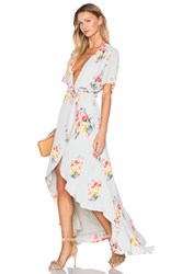 Privacy Please Krause Dress Mint
