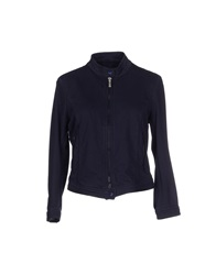 Club Des Sports Jackets Dark Blue