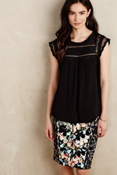 Meadow Rue Nellore Blouse Black