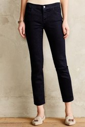 Anthropologie J Brand Tailored Crop Skinny Jeans Inkwell 31 Denim