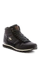 Gola Ridgerunner Ii High Top Sneaker Black