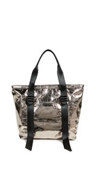 Kendall Kylie Frankie Large Tote Chrome