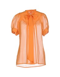 Ice Iceberg Shirts Shirts Women Orange