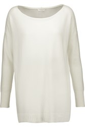 Joie Zephyrine Knitted Sweater Off White