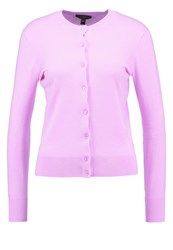 J.Crew Jackie Cardigan Neon Orchid Lilac