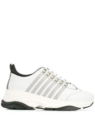 Dsquared2 251 Low Top Sneakers White