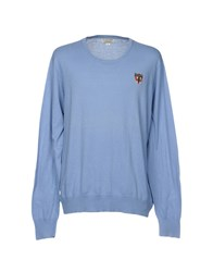 Polo Jeans Company Sweaters Pastel Blue