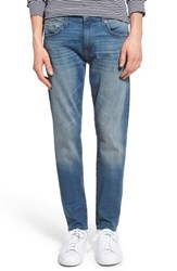 Men's Mavi Jeans 'James' Skinny Fit Jeans Mid Shaded Blue
