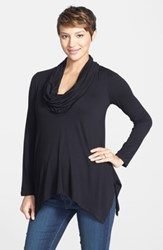 Maternal America Cowl Neck Maternity Nursing Top