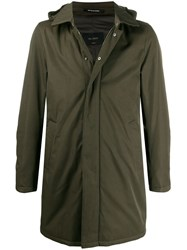 Dell'oglio Marvin Hooded Coat 60