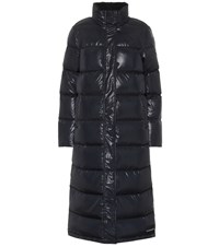 Calvin Klein Jeans Quilted Down Coat Black