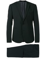 Emporio Armani Two Piece Formal Suit Black