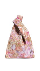 Hayward Mini Shopper Tote Monet Pink Flowers