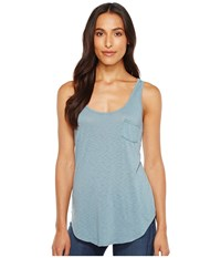 Lamade Boyfriend Tank W Pocket Goblin Blue Women's Sleeveless