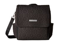 Petunia Pickle Bottom Embossed Boxy Backpack Bedford Avenue Stop Backpack Bags Black