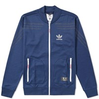 Adidas X United Arrows And Sons Classic Track Top Blue