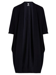 Vince Slouchy Cashmere Cardigan Navy