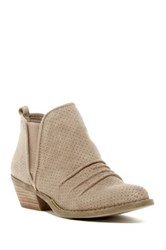 Report Drewe Perforated Bootie Brown
