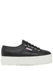 Superga 40Mm 2790 Lame Textile Sneakers