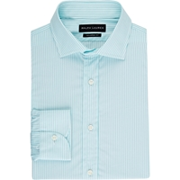 Ralph Lauren Black Label Candy Stripe Dress Shirt Lt. Green