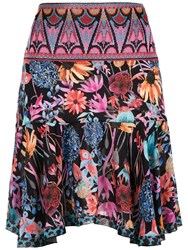 Cecilia Prado Glenda Short Skirt Multicolour