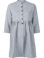 Visvim Buttoned Dress Grey