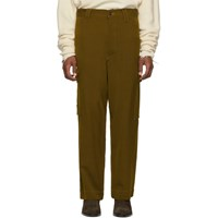 Enfants Riches Deprimes Brown '98 Bully Cargo Pants