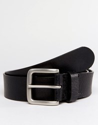 Esprit Belt Leather Black
